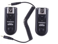 Free shipping YONGNUO RF-603C Wireless Flash Trigger Remote Control Transceiver for Canon