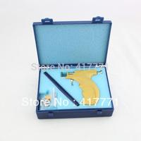 Free Shipping Healthy Asepsis Ear Body Studs Piercing Gun Pierce Tool Kit
