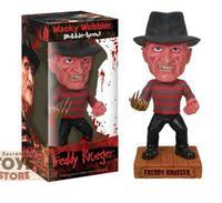 Freddy Krueger Bobble Head Figure ON ELM Street New In Box