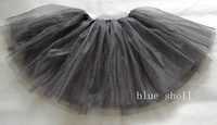 free shipping high quality 3 Layer Petticoat TUTU Skirt Factory Wholesale
