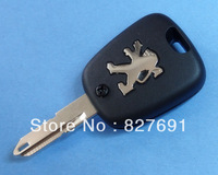 High quality good price Peugeot key shell with 2 button 206 key blade FOB case WITH FREE SHIPPING
