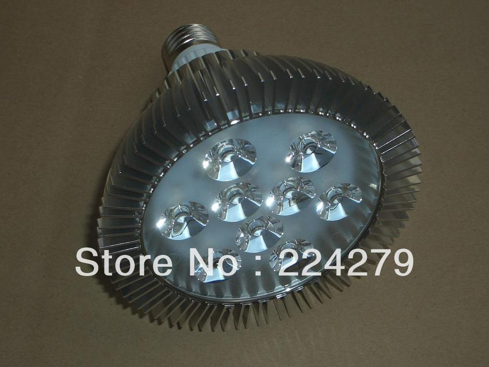 Residential and Commercial indoor Lighting | Quality lighting Par38 9w led bulb(China (Mainland))