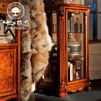 Free Shipping American  accessories ark solid wood cabinets display ark adornment of the sitting room