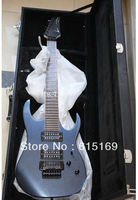 2013 Custom Guitar Shop ibz Rosewood RG Dark Blue 7 Strings Electric Guitar free shipping Wholesale