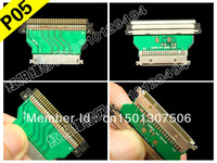 free shipping p05 small interface 20pin to 30pin lcd cable connector Switch interface Laptop lcd screen used