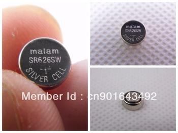 10PCS 1.5V AG4 377A 377 LR626 SR626SW SR66 LR66 Button Cell Coin BATTERY