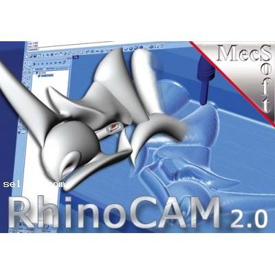 Программное обеспечение для ПК RhinoCAM 2.0.4.0 for Rhino 4.0