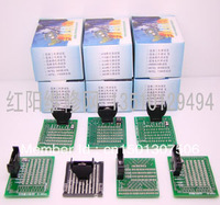Desktop 7set 940 939 775 478 754 am2-3 cpu tester with light test socket