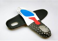 Free size 34-44 Orthotic Arch Support Shoe Pad Sport Running Gel Insoles Insert Cushion Unisex  Drop shipping