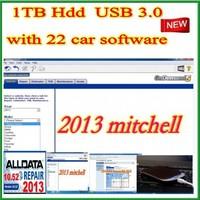 22 in1 1TB HDD 2013 Alldata +2013 Mitchell Ondemand(manager,medium truck,transmiss,Heavy truck)+ ESI+Atris+ATSG+ETKA+ETK+ELSWIN