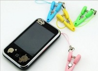 Lovely mini small scissors, the mobile phone's accessories hanging mobile phone chain 10pcs/lot  26