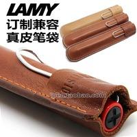 Lamy compatible genuine leather pencil case ipen