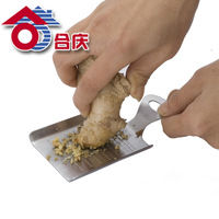 Free shipping Household goods stainless steel ginger shavians garlic device garlic press daosuan device