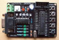 ATMEGA8 development board ATMEGA48/88 development board learning board avr microcontroller development board