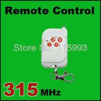 315MHz Wireless Remote Control Key Telecontrol For Wireless GSM/PSTN Auto Dial Home Security Alarm System