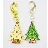 2GB 4GB 8GB 16GB 32GB Keychain Metal Christmas Tree usb flash drive drop shipping FREE SHIPPING