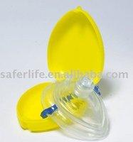 Training RESUSCITATION mask CPR MASK CPR barrier E MASK