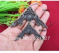 50MM alloy No. grew up side gusset corner decorative antique wooden fillet edges Corner
