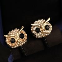 30pcs/Lot Cute Big Eyes Owl, Anti Dust plug for 3.5mm earphone,Cell phone Dust earplugs, Dust Plug For i phone headphones Jack