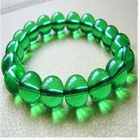 Green bracelet Women glass bead bracelet yiwu accessories wholesale bracelet