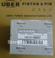Top Quality Engine Piston For Nissan VG20 Piston 12010-V6900, Nissan piston kit China made