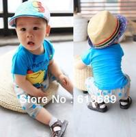 Free Shipping&5pcs/lot!dresses new fashion 2013 cotton  short dresses,clothing baby  hot sale kids jumpsuit dress children