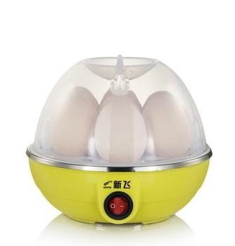 New egg boiler egg 7 eggs custard full stainless steel steaming bowl multifunctional automatic