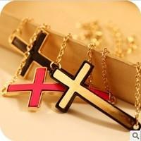 Min.order is $5 (mix order)Free Shipping,Europe & America Vintage Bracelet,Fashion Cross Chain Bracelet ( OB0044)