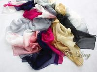 2012 silk gradient color all-match 5 silk