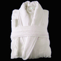100% cotton towel terry bathrobes lovers design bathrobe robe sleepwear