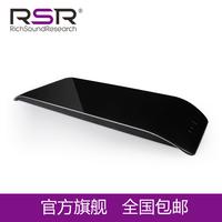 Rsr tt200 mini tv pedestal audio subwoofer professional speaker game base sound blaster audio