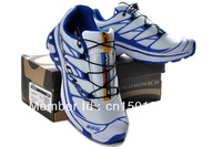 FREE Shipping new arrival salomon Running shoes men sports shoes sneakers  best quality