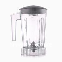 Bartec blender jar 1500ml blender cup with stainless steel blade for bartec 229 blender BULLETPROOF material  unbreakable
