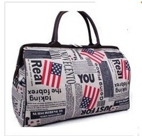 Fashion waterproof luggage handbag women travel bag portable travel bag large capacity new