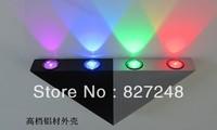 Wholesale items power 110v 220v 4w led bulbs aluminum wall lamps for bar KTV DISCO residential lighting decorations dropshipping