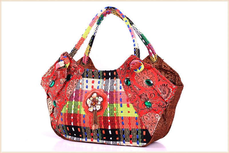 Indian Shoulder Bags 110