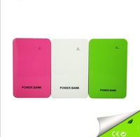 High Quality Universal Ultra-thin Metal 10000mAh Power bank battery Charger for apple iphone samsung galaxy Note s3,