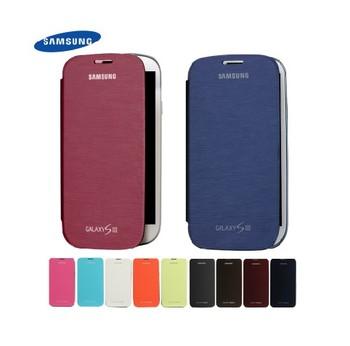 For samsung   i9300 mobile phone case i9308 original leather case protective case  for SAMSUNG   s3 cell phone case protective