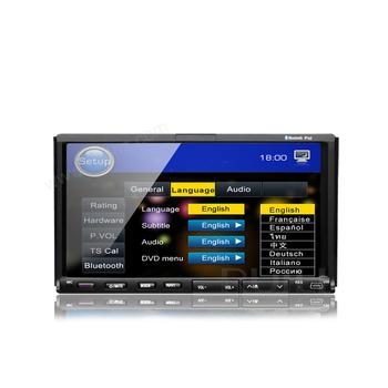 Toyota Reiz car dvd player,2 din GPS,Bluetooth,Stereo,TV(optional),rear view camera input etc.