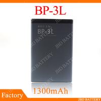 BP-3L BP3L Battery bateria Akku batterie accu Batteria baterija baterie By DHL For Nokia Batteries 710 710 701 Asha 303 603