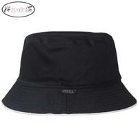 Spring and summer casual paintless 100% cotton bucket hat anti-uv sunbonnet cadet cap fashion cap round cap bucket hats