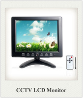 free shipping!!! 8 inch TFT cctv lcd monitor (PAL/NTSC) for security