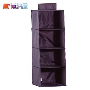 Violet series bag oxford fabric wardrobe clothing sundries storage bag storage cabinet(China (Mainland))
