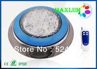 High power 54W Surface Mounted led Pool Lights led swimming light
