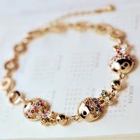 Bracelet female fashion accessories bracelet jewelry birthday day gift