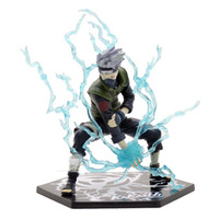 Free shipping Action Figures Naruto With Good Quality Hatake Kakashi Figure Unlocked
