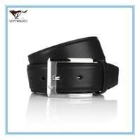 Genuine Leather Pin Buckle Straps Free Size  Cowhide Split Leather Men Waist Belts Alloy Buckle Wide Belts1.1-1.25M  7A1202400