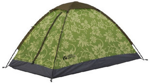 Mobi garden outdoor fashion series - 2 double rod tent(China (Mainland))