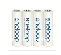 Free shipping sanyo AA 5# 1900 mAh Pre-charged Rechargeable Battery 1Pack(4 Batteries )