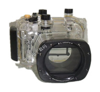 Waterproof Underwater Housing Camera Shell Case for Canon Powershot G11 & G12